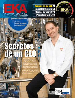 Secretos de un ceO Secretos de un ceO
