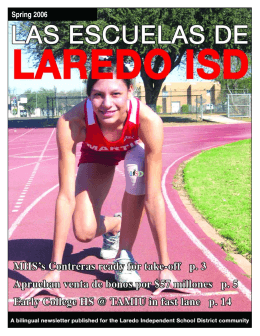 Spring 2006 - Laredo ISD