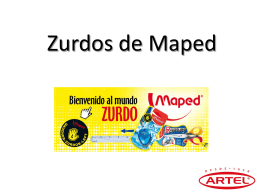Zurdos de Maped
