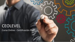 Curso Online - Certificación PMP