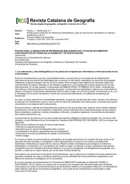 Descàrrega en PDF - Revista Catalana de Geografia