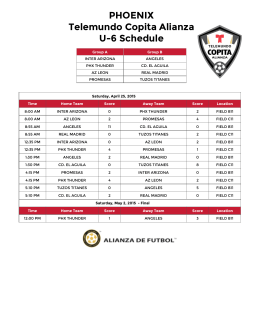 Phx Schedule 2015 Telemundo 2 COPY