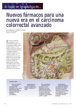 Nuevos fármacos para una nueva era en el carcinoma