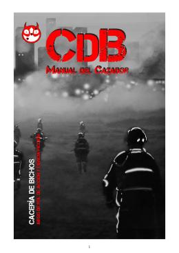 CdB - Manual Del Cazador - Solo Texto