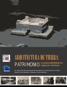 ARQUITECTURA DE TIERRA: