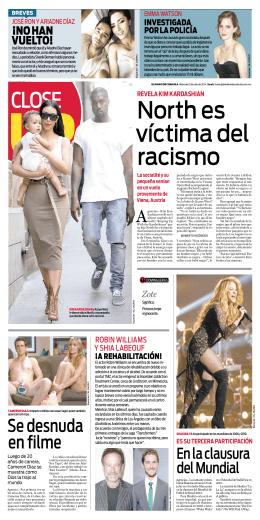 Se desnuda en filme - El Diario de Coahuila