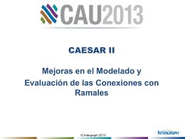 Próximas Mejoras en B31 para Modelado y Evaluación