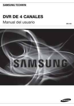 DVR DE 4 CANALES