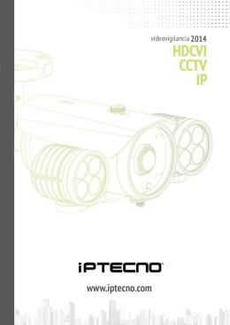 catálogo iptecno 2014 - IPTECNO Cámaras CCTV