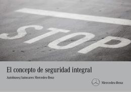 El concepto de seguridad integral - Mercedes