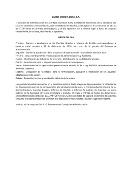 jiminy cricket, sicav, s.a pdf