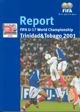 Trinidad y Tobago 2001 Parte 1
