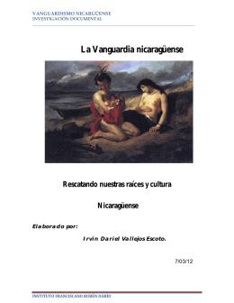 La Vanguardia nicaragüense