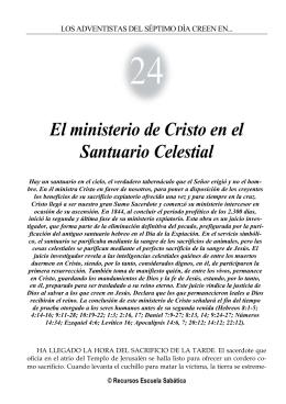 24 - Escuela Sabática