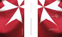 Informe de actividades 2007