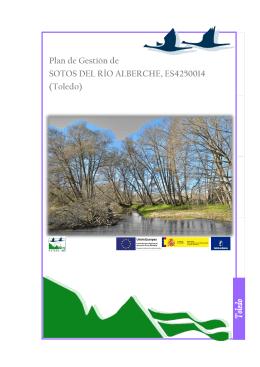 Plan de Gestión Sotos del río Alberche. Doc 3