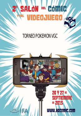 Normas_Pokemon_ VGC 2015