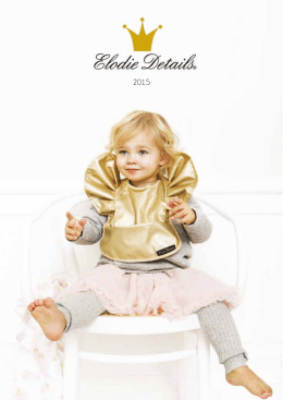 Elodie Details - Productos - Marzo 2015