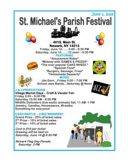June 1, 2014 - St.Michael`s Church