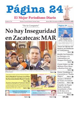 Zacatecas - Página 24