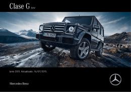 Clase G SUV - Mercedes Benz España