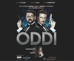ODDI - Dossier de prensa.