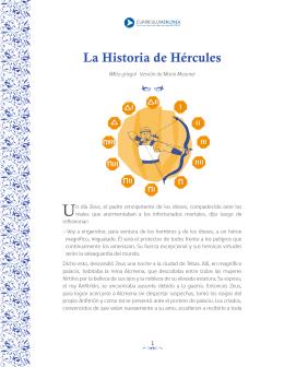 La Historia de Hércules