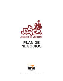 PLAN DE NEGOCIOS - Repositorio