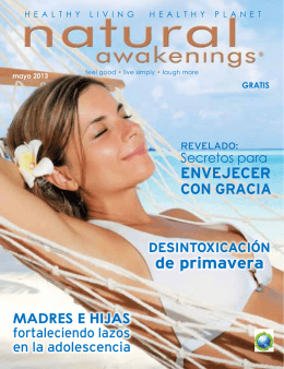de primavera - Natural Awakenings