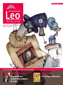 Descargue aquí la Revista Leo #13