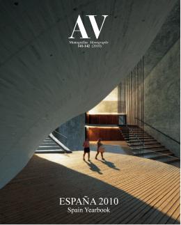 ESPAÑA 2010 - Arquitectura Viva