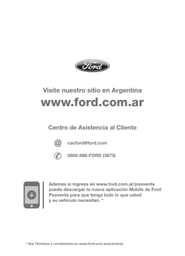 15.000km - Ford Argentina