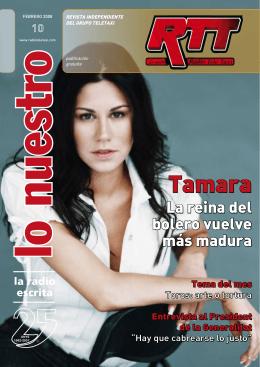 Tamara - Radio TeleTaxi