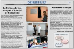 CARTAGENA DE HOY - Cartagena de Ley