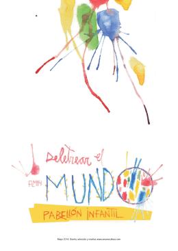 Guía de lectura - Pabellón Infantil Feria del Libro de Madrid