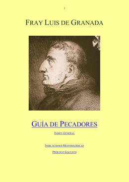 FRAY LUIS DE GRANADA