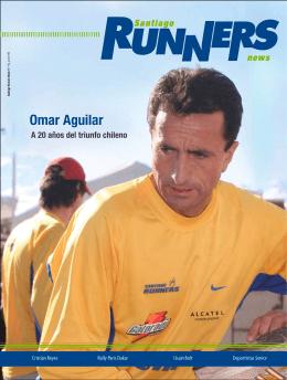 Omar Aguilar - Santiago Runners