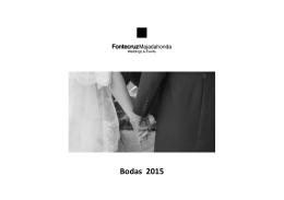 1 FONTECRUZ MAJADAHONDA BODAS 2015