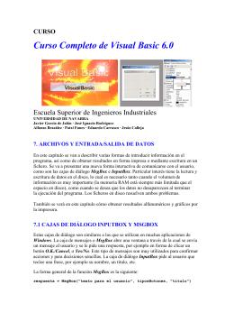 Curso Completo de Visual Basic 6.0 - Parte 14
