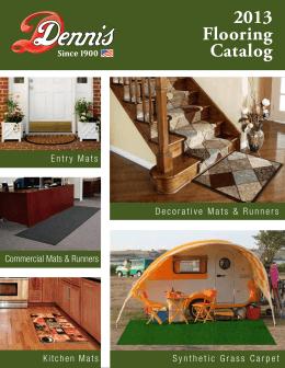2013 Flooring Catalog
