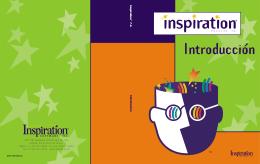 Guía de iniciación de Inspiration®