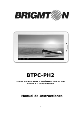 BTPC-PH2 - brigmton