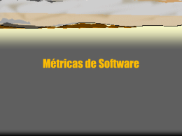 Plan de Métricas de Software