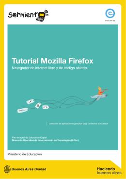 Tutorial Mozilla Firefox - Biblioteca Zona I