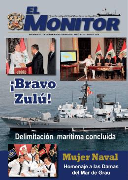 Mujer Naval - Marina de Guerra del Perú