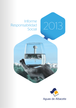 Informe Responsabilidad Social