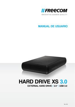 HARD DRIVE XS 3.0