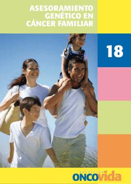 Asesoramiento genético en cáncer familiar