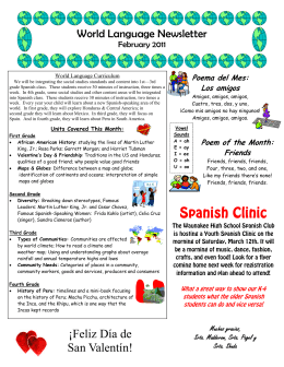 Spanish Clinic - Waunakee Community School District