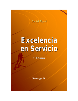 Excelencia en Servicio - agama